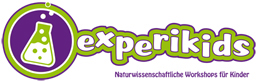 Experikids - Experimente Workshops für Kinder